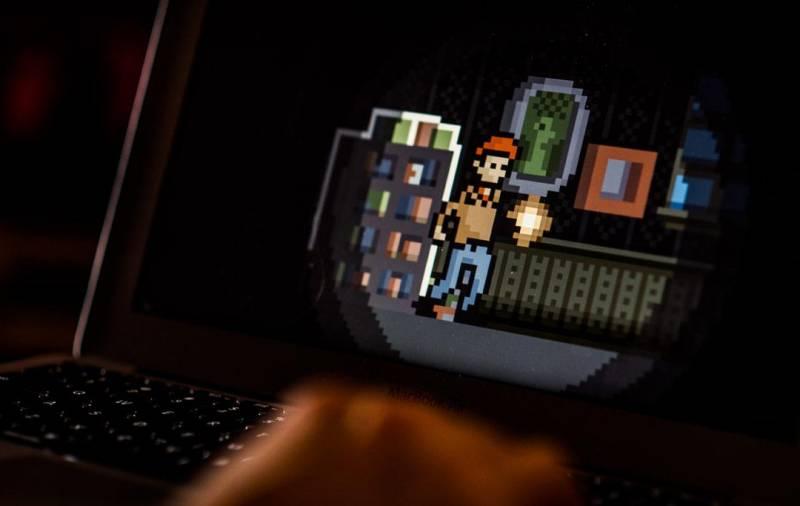 Home : l'horreur en pixel ?