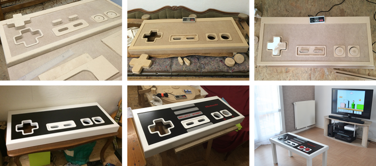 etape-de-creation-manette-nintendo-nes-table-basse